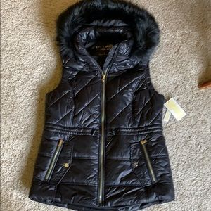 Michael Kors Hooded Vest